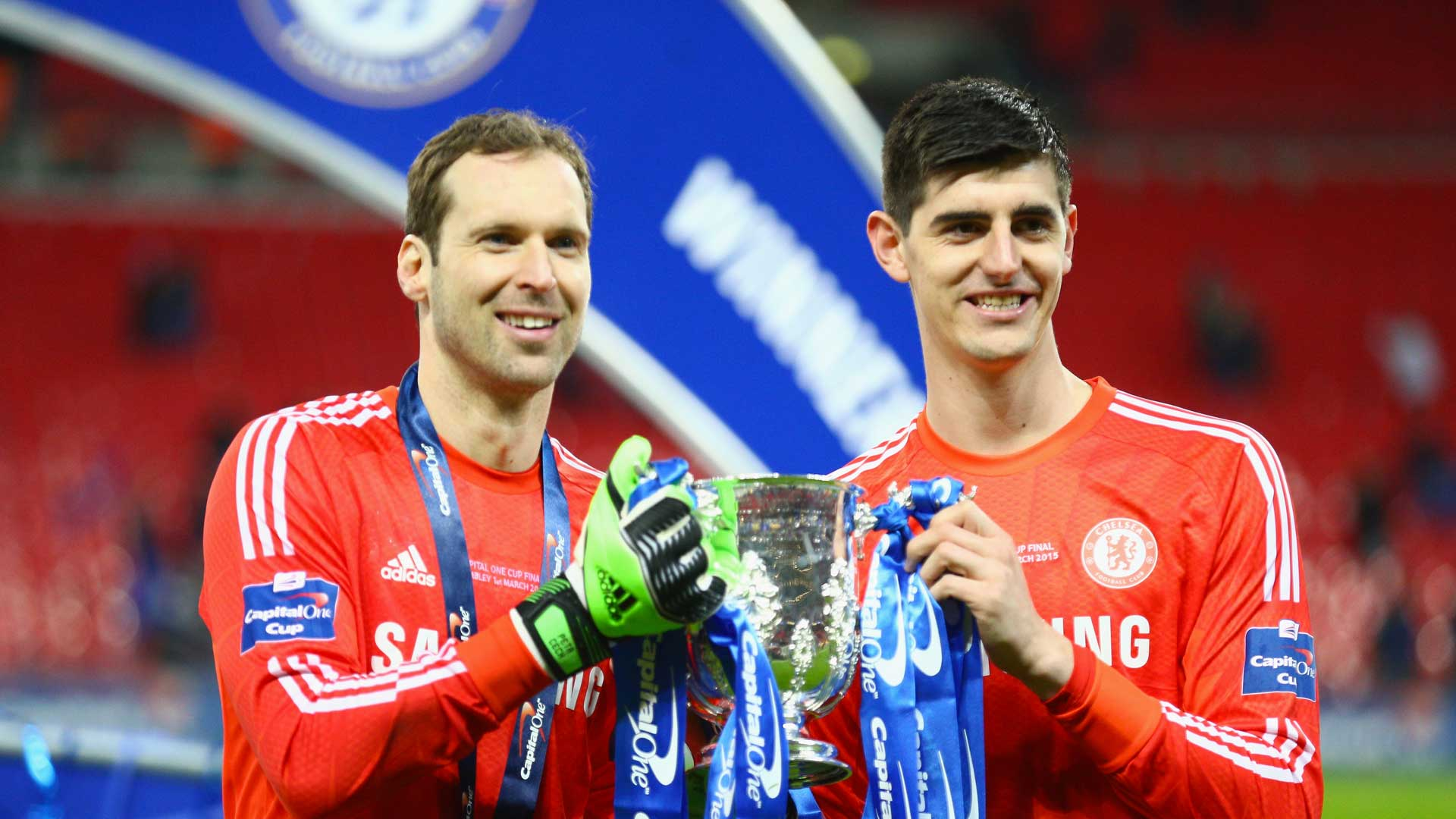 'I wasn't happy that Courtois was made No.1' – Cech reflects on Chelsea edging him towards Arsenal