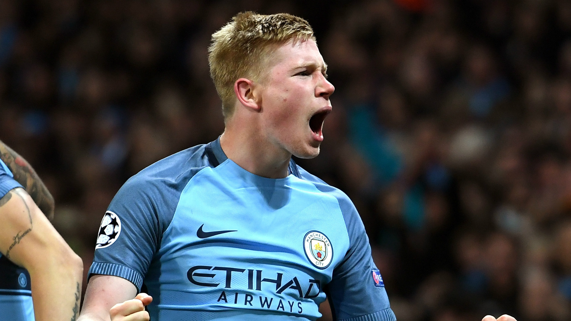 Kevin De Bruyne at Manchester City for the long term ...