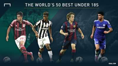 GALLERY: THE WORLD'S BEST UNDER 18S