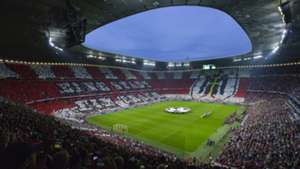 Allianz Arena Bayern Munich Barcelona Champions League 12052015