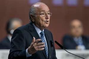 Fifa Congress Sepp Blatter