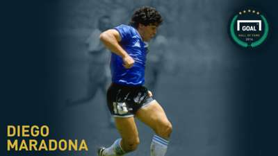 Gallery: Hall of Fame - Maradona