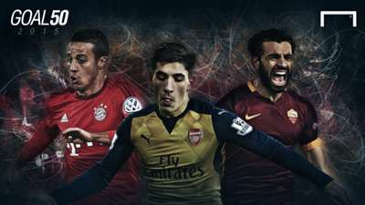 Thiago, Bellerin, Salah & the players who could break into the 2016 Goal 50