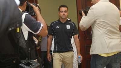 Xavi Al Sadd SC Reveal