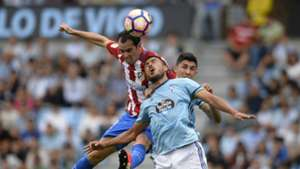 Celta Vigo Atletico Madrid 10092016