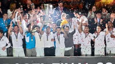 Europa League final Liverpool Sevilla Basel