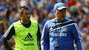 Ancelotti XI Frank Lampard