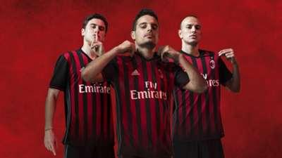 AC Milan 2016-17 kit