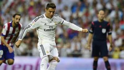 Cristiano Ronaldo Atletico