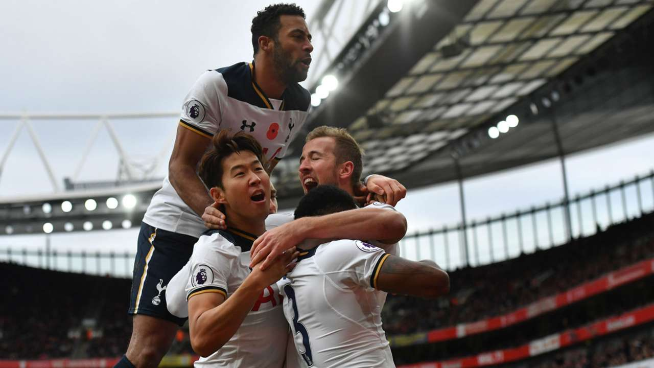 Big Match Stats Pack Arsenal Vs Tottenham Hotspur Goal Com