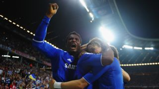 John Obi Mikel, Chelsea, Champions League final