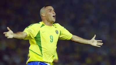 Ronaldo Brazil World Cup final 2002