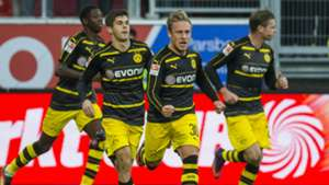 Christian Pulisic Bundesliga Ingolstadt v Borussia Dortmund 221016
