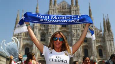 Real Madrid Atletico Madrid Champions League final