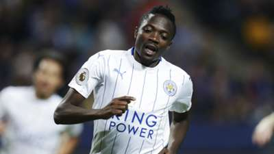 Ahmed Musa Leicester City
