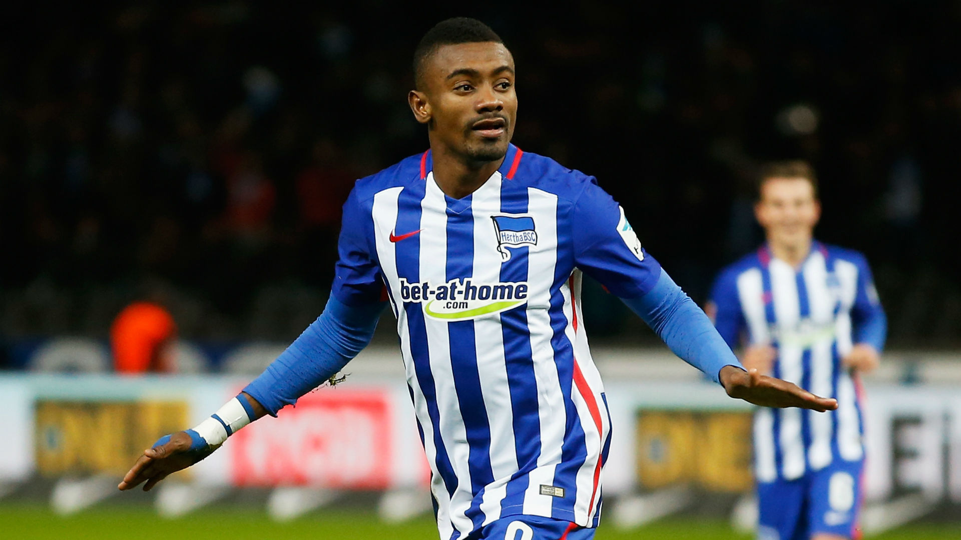 Salomon Kalou rescues Hertha Berlin vs. Hoffenheim | Goal.com