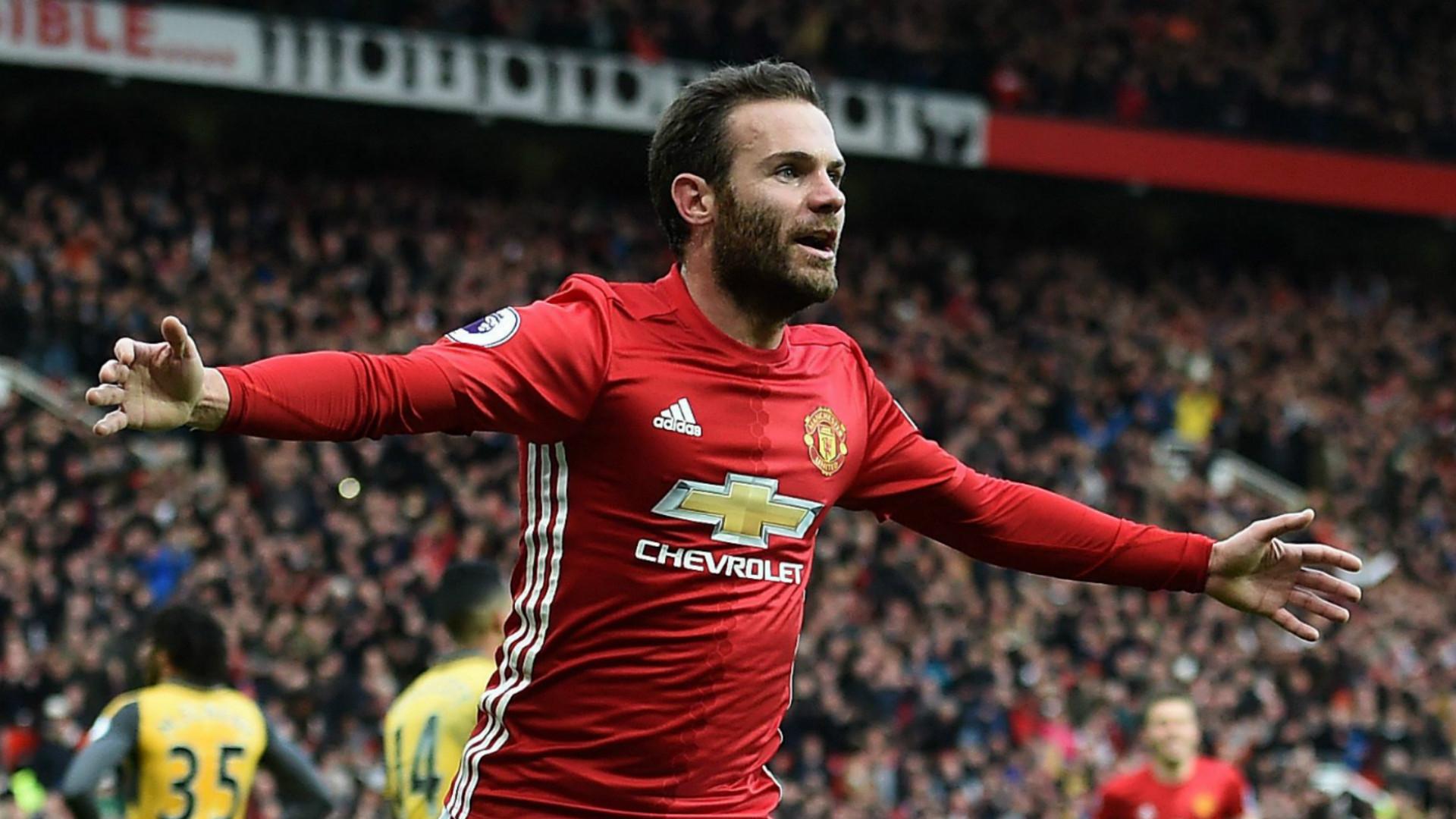 HD Juan Mata Manchester United