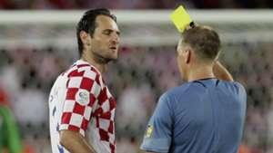 Josip Simunic Croatia 2006