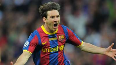 HD Lionel Messi Barcelona Champions League final 2011