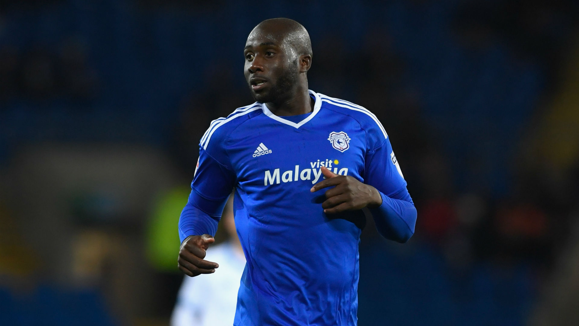 Bamba hopes Cardiff City can return to Premier League