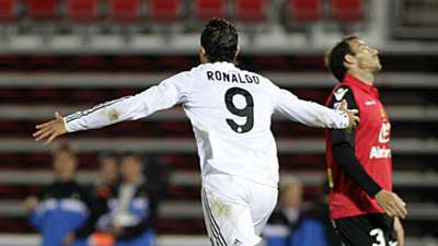 1 Cristiano Ronaldo Real Madrid Hat-Tricks Mallorca 5/10