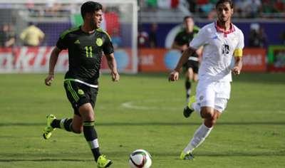Carlos Vela Bryan Ruiz Mexico Costa Rica 06272015