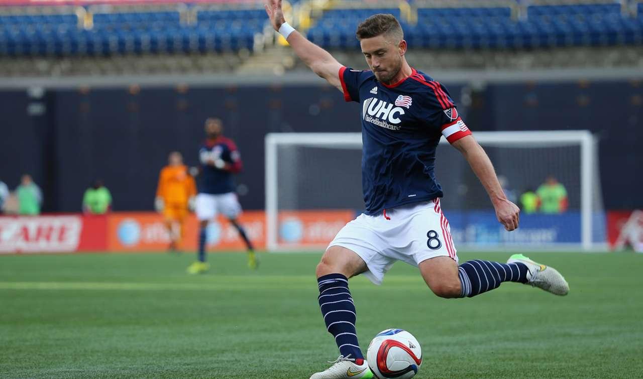 Chris Tierney New England Revolution MLS 03212015