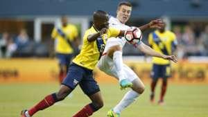 Matt Besler Enner Valencia USA Ecuador Copa America 06162016