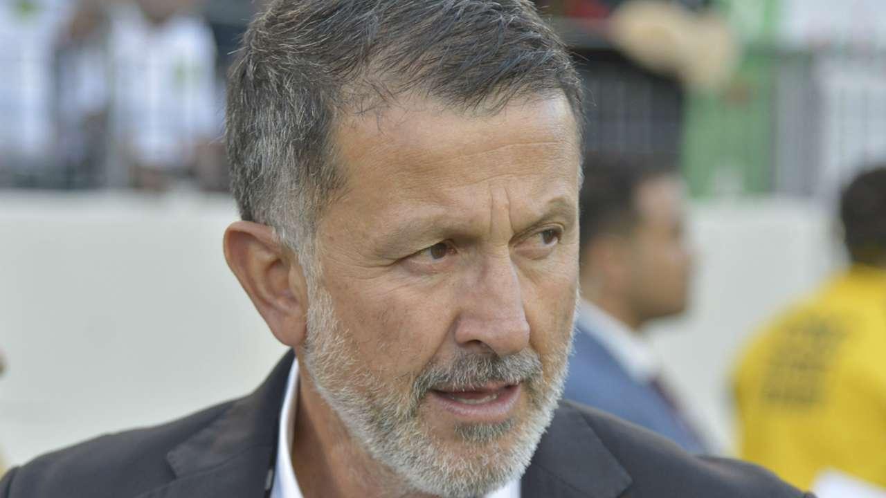 Juan Carlos Osorio Mexico New Zealand friendly 10072016