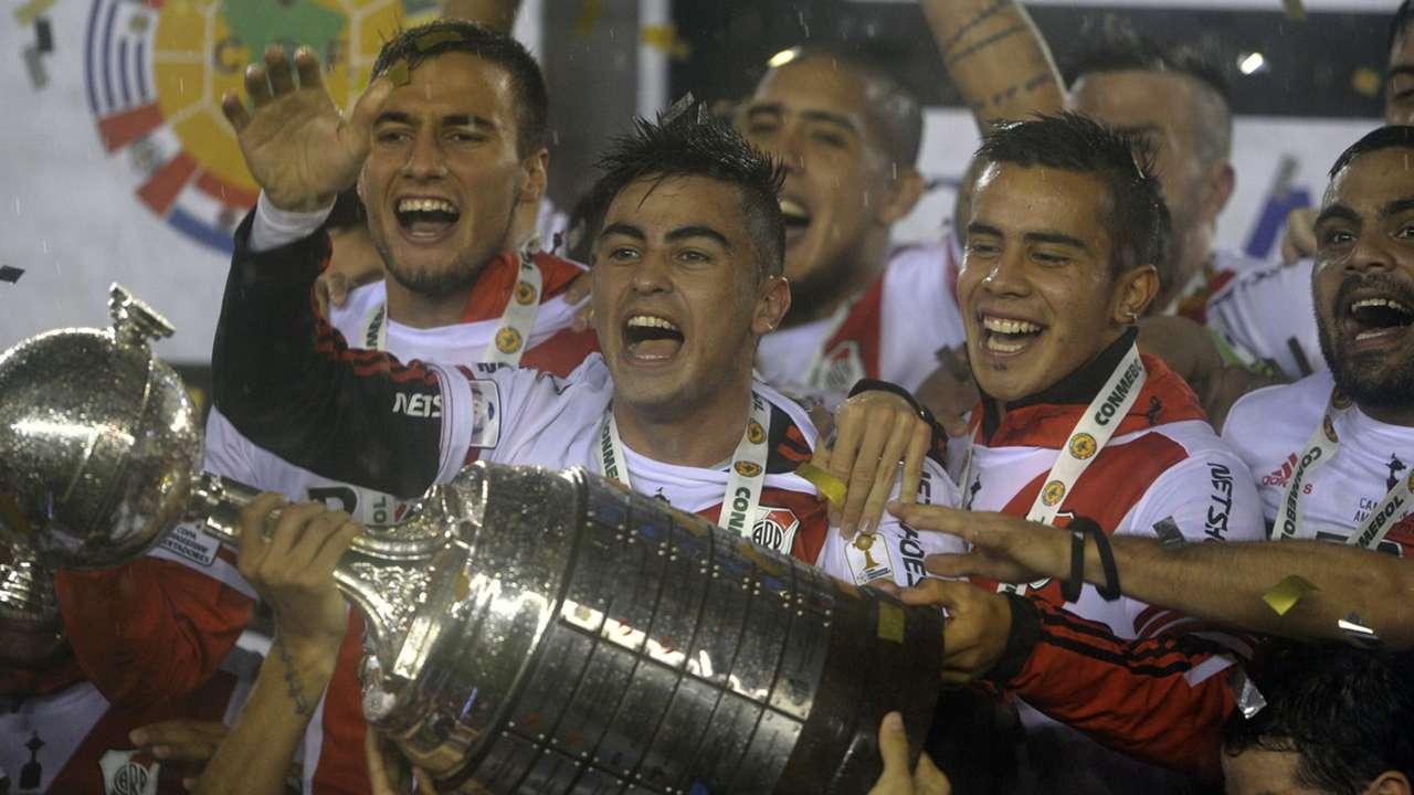 River Plate Copa Libertadores 08062015