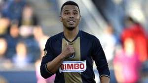 Charlie Davies Philadelphia Union MLS 101616
