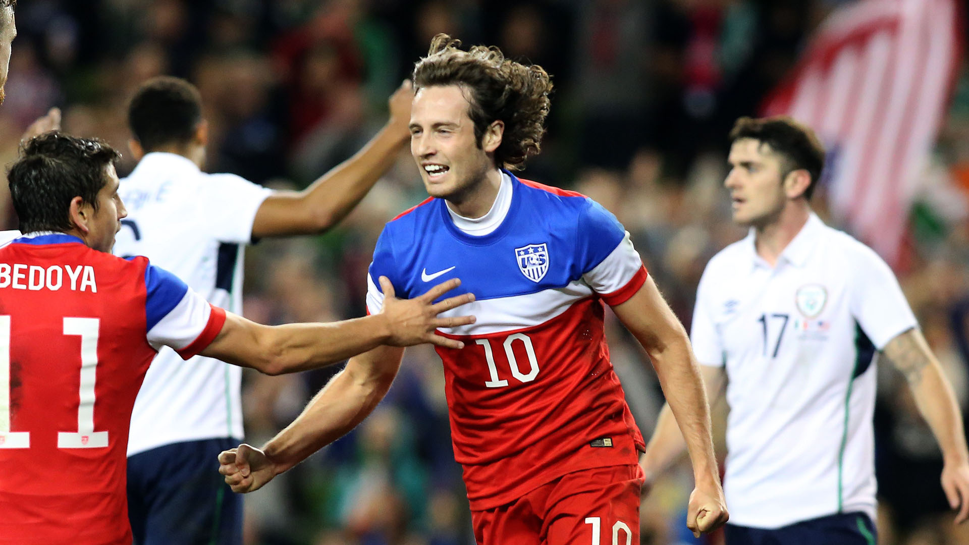 Diskerud: I would give every limb on my body for the USMNT