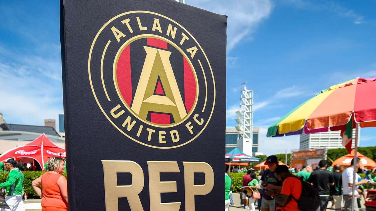 Atlanta United logo