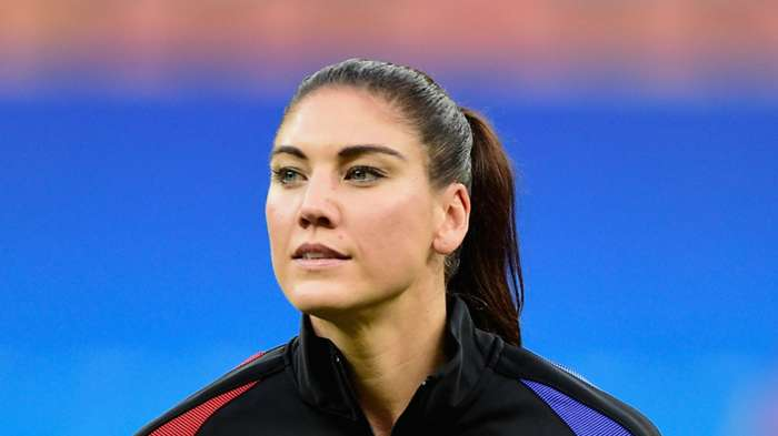 Hope Solo USA Olympics 2016