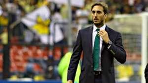 Luis Zubeldia Santos Laguna CONCACAF Champions League