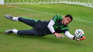 Jesus Corona Mexico World Cup 2014