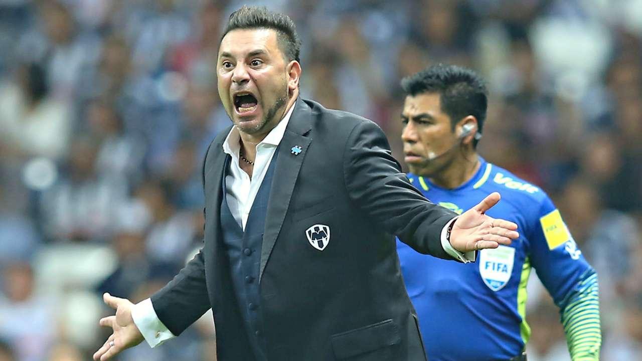 Antonio Mohamed Monterrey Liga MX 04082016