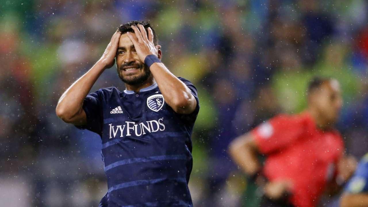 Paulo Nagamura Sporting KC MLS 10272016