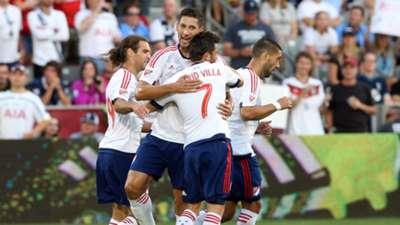 David Villa MLS All-Star Game 07292015