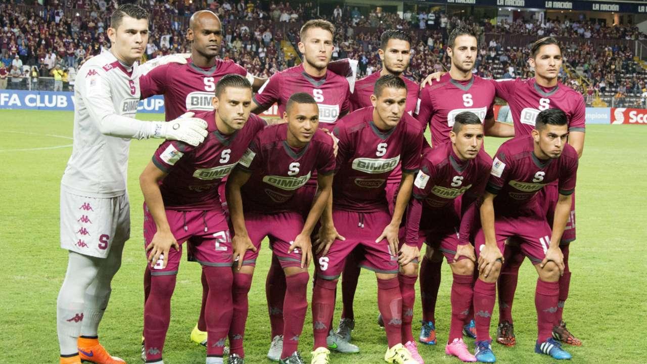 Saprissa CONCACAF Champions League 2015