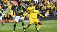 Rodney Wallace Harrison Afful Portland Timbers Columbus Crew MLS Cup 20151206