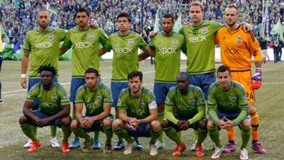 Seattle Sounders MLS 03082015