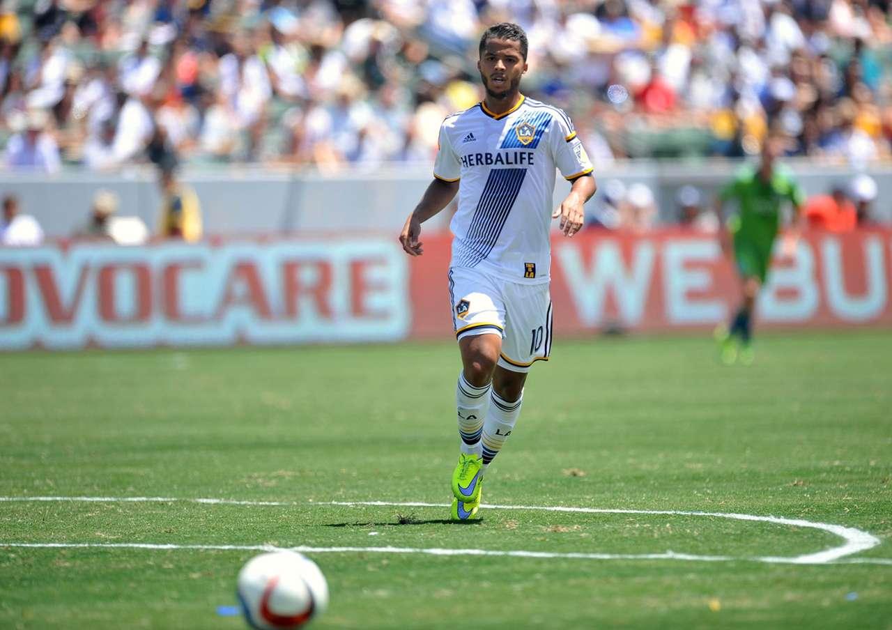 Giovani dos Santos LA Galaxy MLS 08092015