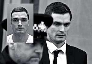 Adam Johnson Mugshot Trial