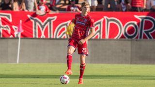 Walker Zimmerman FC Dallas MLS 10162016