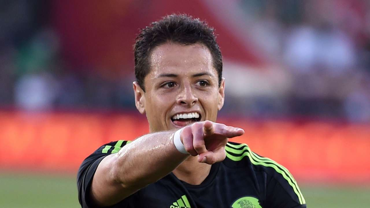 Chicharito Mexico 03282015