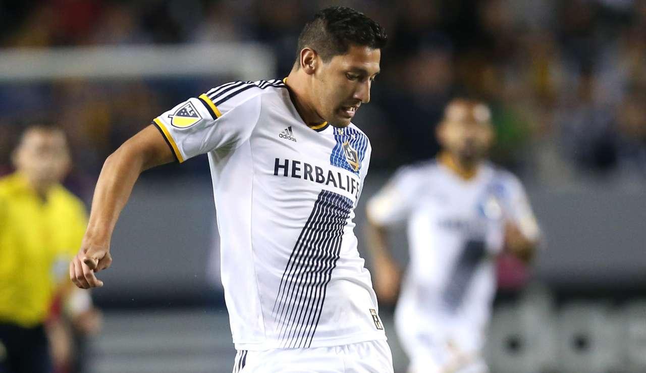 Omar Gonzalez LA Galaxy MLS 03062015