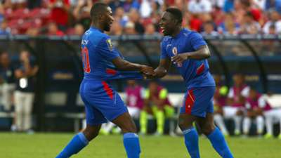 Duckens Nazon Jeff Louis Haiti CONCACAF Gold Cup 07072015