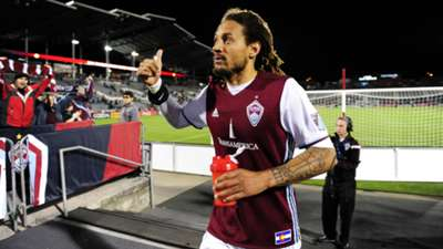 Jermaine Jones Colorado Rapids MLS 04072016