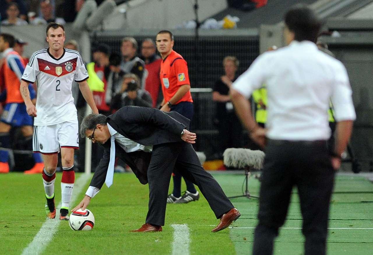 Alemania Germany Argentina Martino Low Grosskreutz